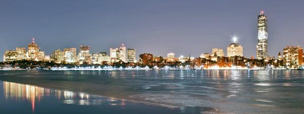 Boston skyline High Road