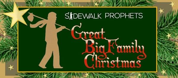 SWP Great Big Family Christmas Tour