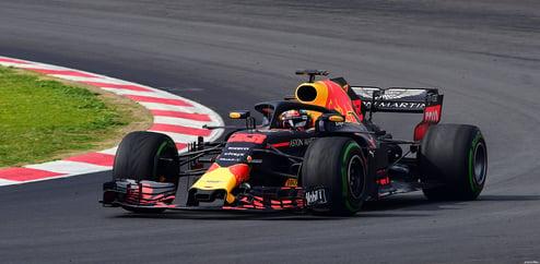 Red Bull racing High Road